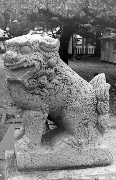 泉穴師神社(泉大津市豊中町)1