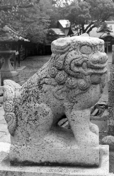 泉穴師神社(泉大津市豊中町)3