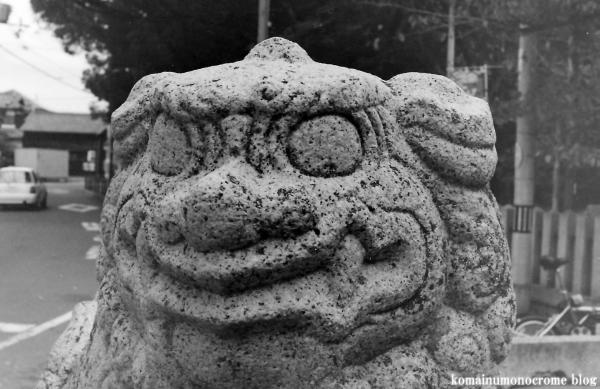 泉穴師神社(泉大津市豊中町)4