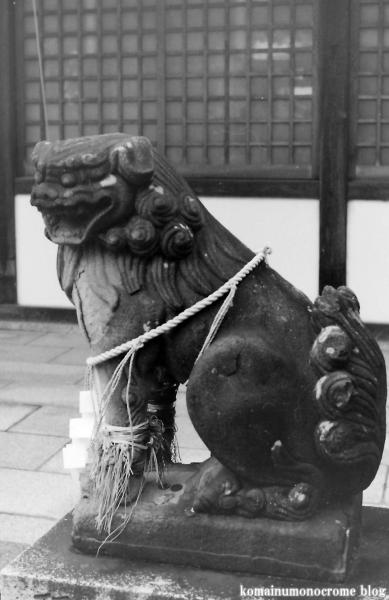 助松神社(泉大津市助松町)1
