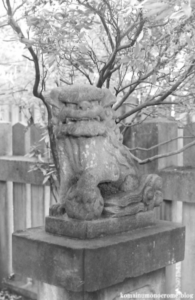 前川神社(川口市前川町)5