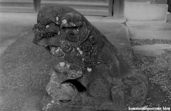 前川神社(川口市前川町)1