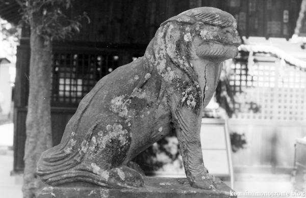 鶴ケ丸八幡神社(川口市芝)3