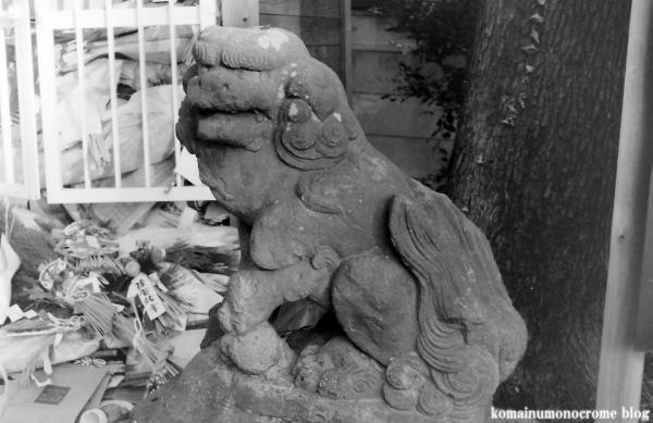 市杵島神社(小金井市梶野町)1