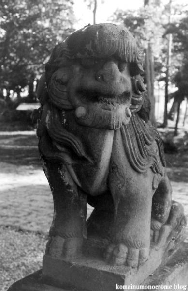 姫宮神社(南埼玉郡宮代町姫宮)2