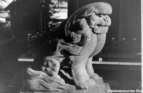 姫宮神社(南埼玉郡宮代町姫宮)3