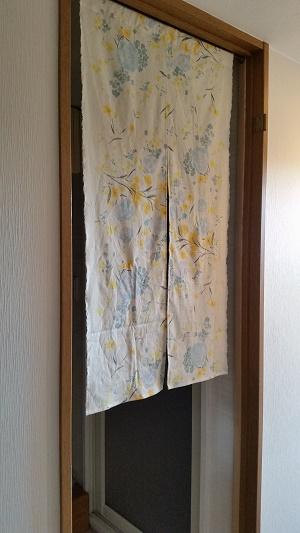 naniIRO目隠しカーテン