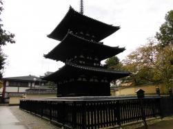 三重塔(興福寺)