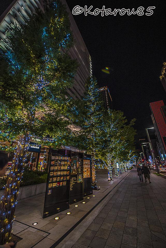 東京スクエアガーデン 20161104