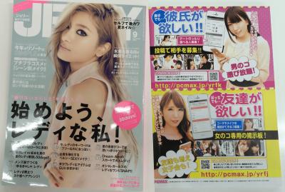 PCMAX宣伝雑誌2