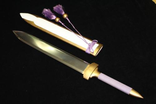 ゼロスワイルダーの剣完成写真3