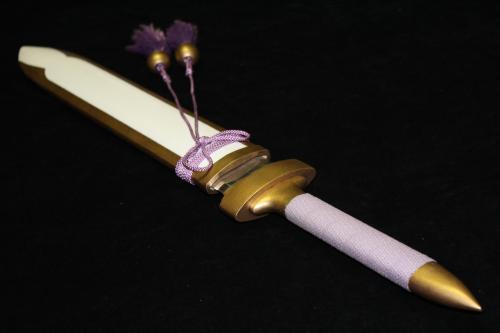 ゼロスワイルダーの剣完成写真4