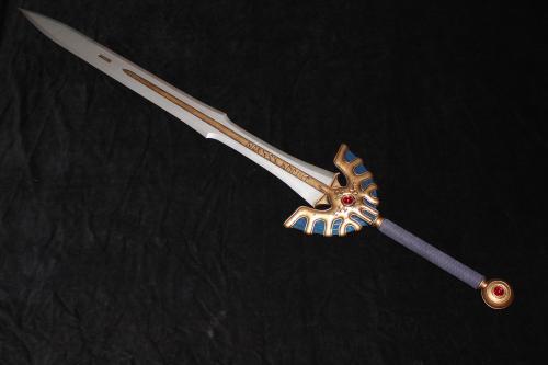 N様攻略本の表紙verロトの剣6