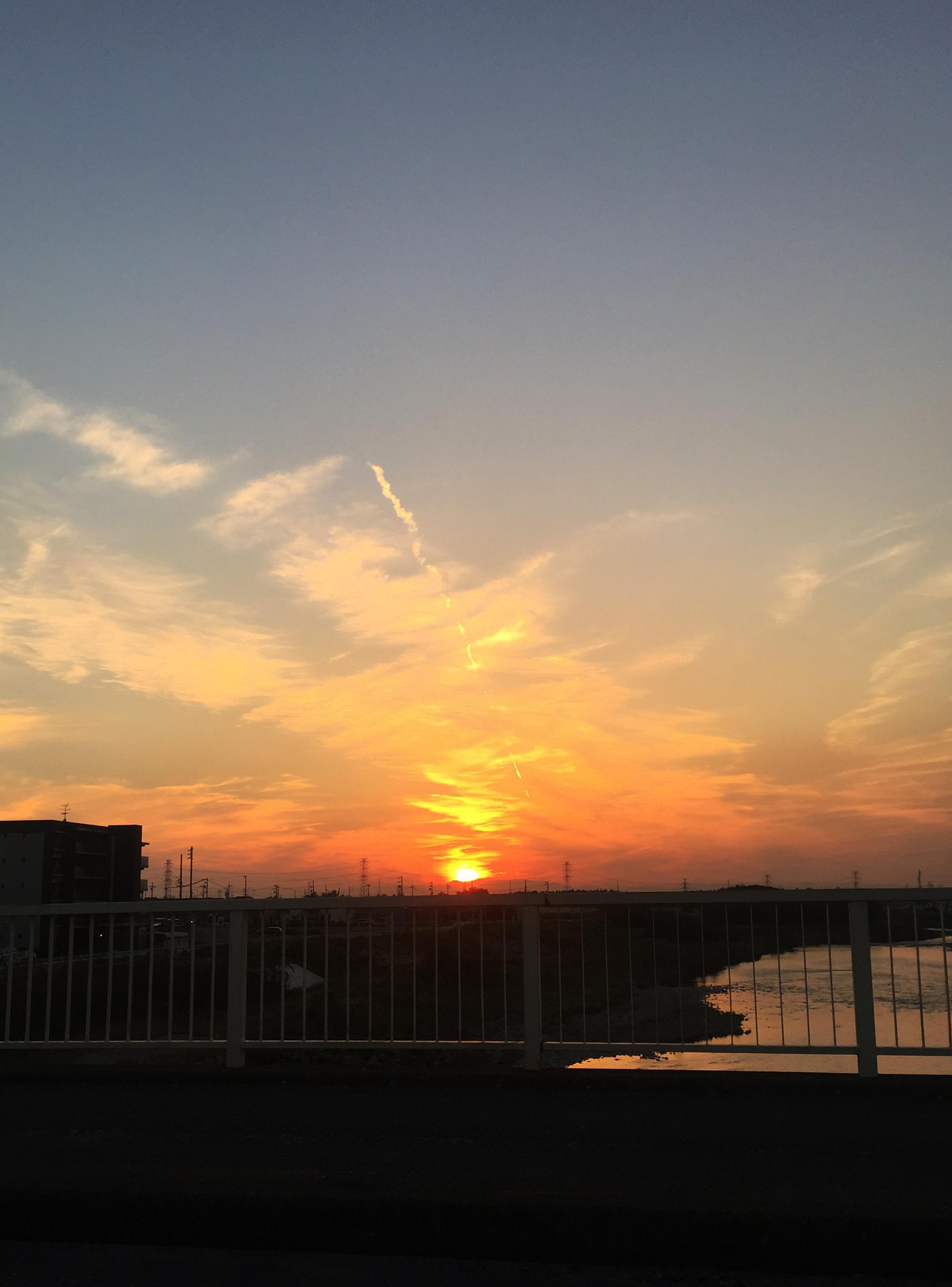 1610夕陽