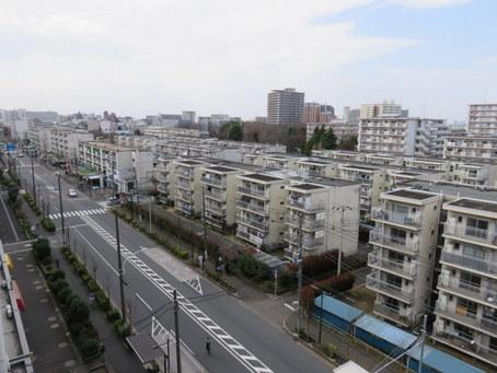 都営桐ヶ丘団地01
