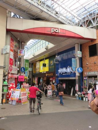 高円寺ルック商店街01