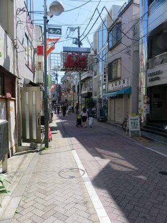 高円寺ルック商店街02