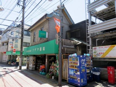 高円寺ルック商店街07