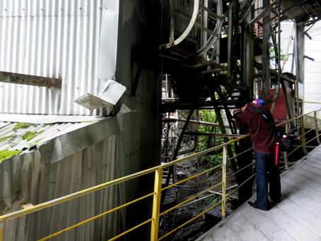 奥多摩工業氷川工場13