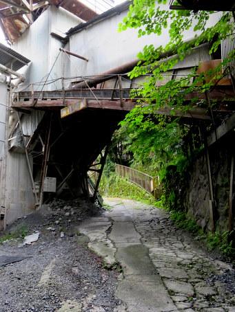 奥多摩工業氷川工場16