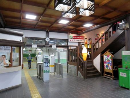 奥多摩駅3