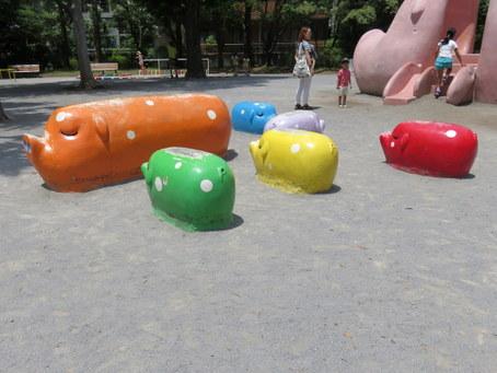 ぶた公園2