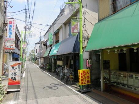 椎名町駅周辺13