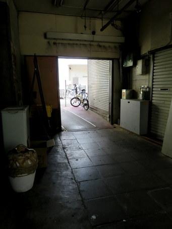 下高井戸駅前市場06