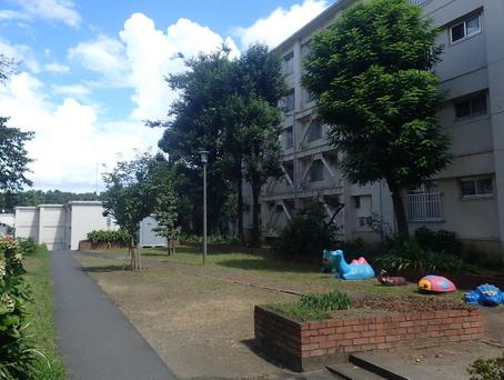 戸山ハイツ17