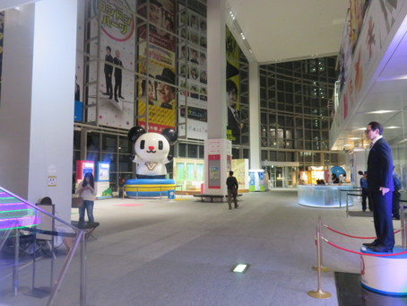 テレビ朝日本社3