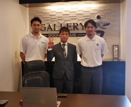 レイクスターズ&GALLERY空&Bリーグ&横江豊&溝口秀人