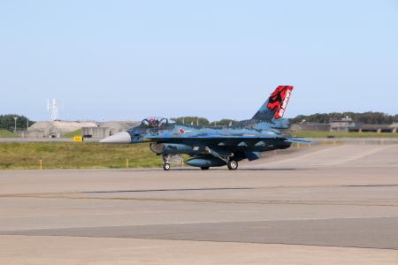 F-2デモ機①