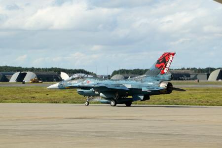 F-2デモ機②