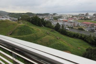宍道湖と国史跡