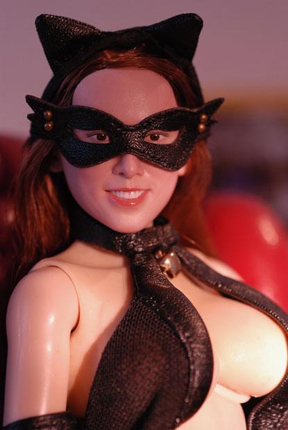 cat style corset0106