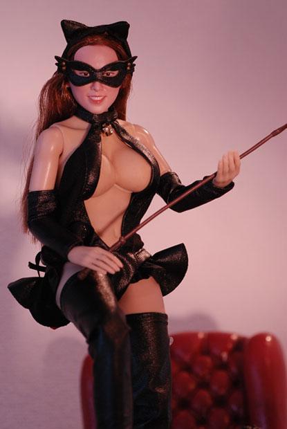 cat style corset0111