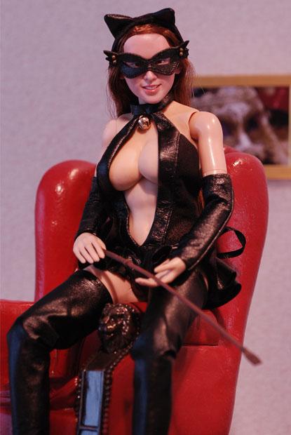 cat style corset0118
