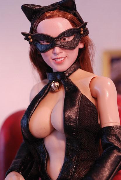 cat style corset0117