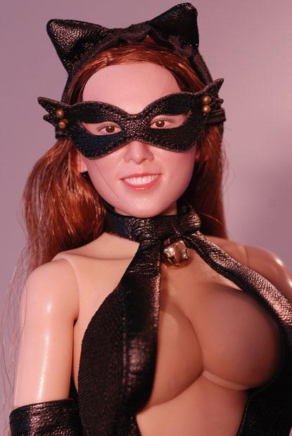 cat style corset0120