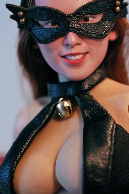 cat style corset0130