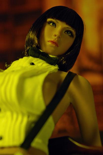 Flirty Tuxedo 012