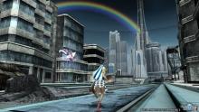 虹も久しぶりに