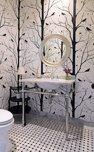 Blackbird-wallpaper-for-the-black-and-white-powder-room.jpg