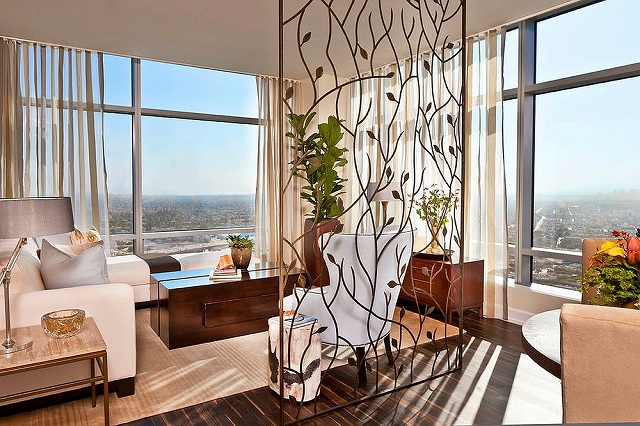 Custom-crafted-room-divider-brings-a-hint-of-artistic-beauty-to-the-living-room.jpg