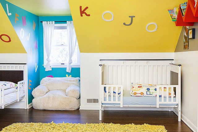 Eclectic-nursery-in-blue-and-yellow_201610301615499ed.jpg