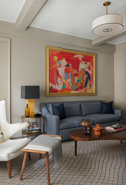Interior-of-the-New-York-home-combines-the-contemporary-with-the-Midcentury.jpg