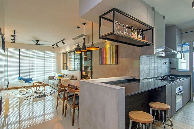 Modern-kitchen-in-gray-with-delightful-backsplash.jpg