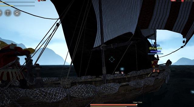 貿易船でかいなぁ