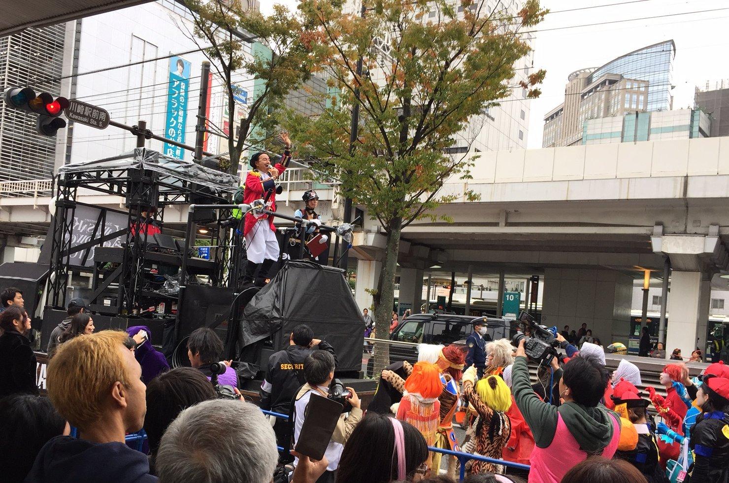 カワサキ ハロウィン 2016