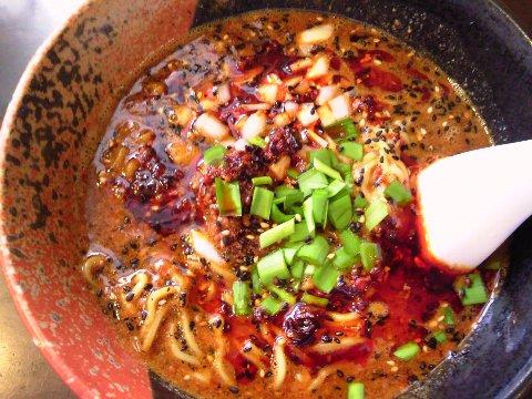 辛味噌担担麺